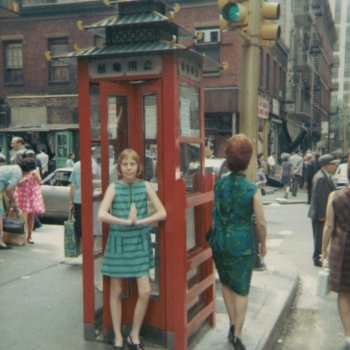 Original 1968-07 NY China Town Lisa
