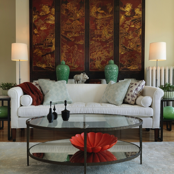 Lisa Stewart Design Interior East West