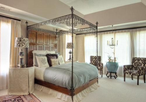 Lisa Stewart Design Master Bedroom