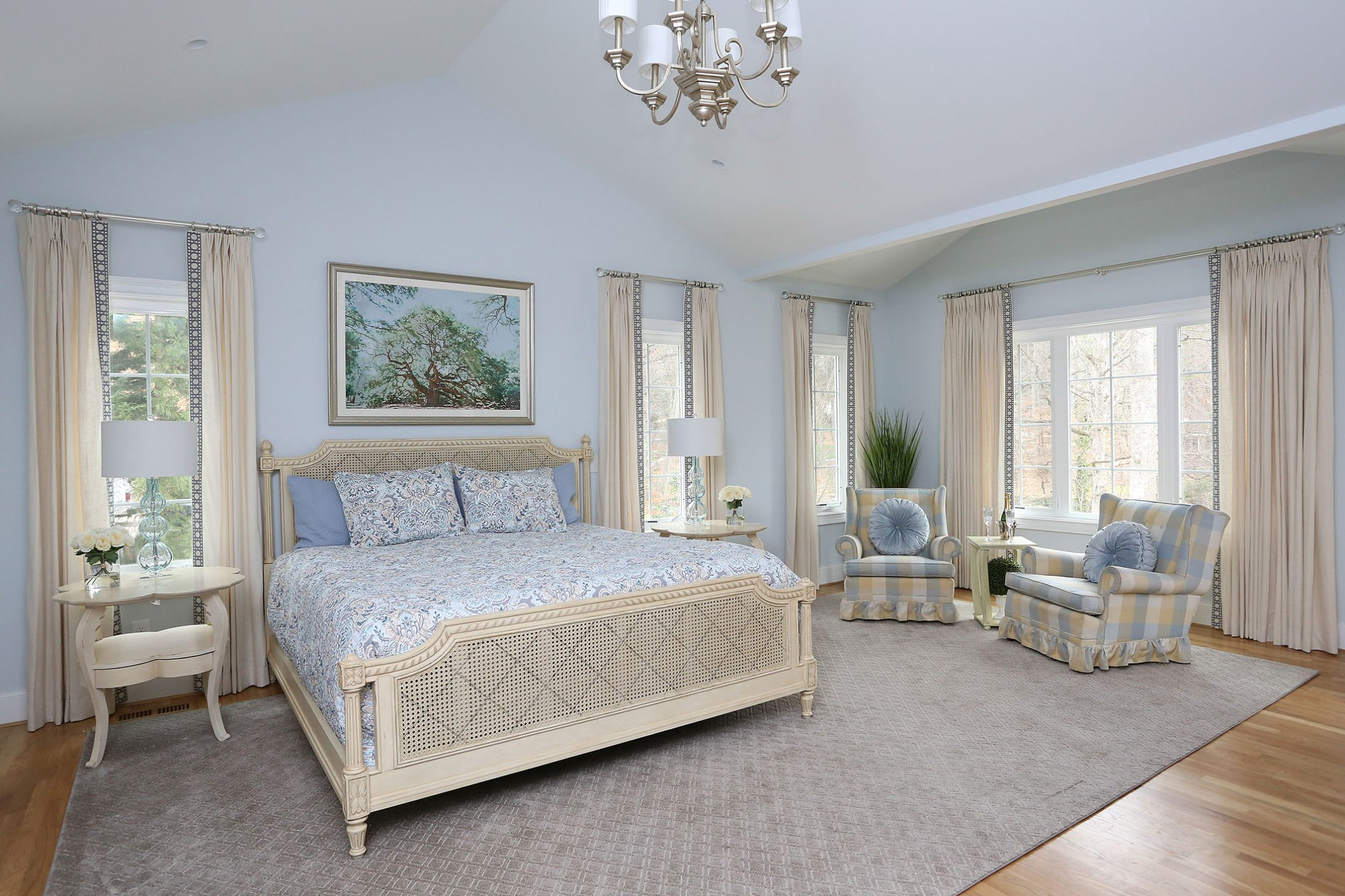 Addition – Master Bedroom Suite