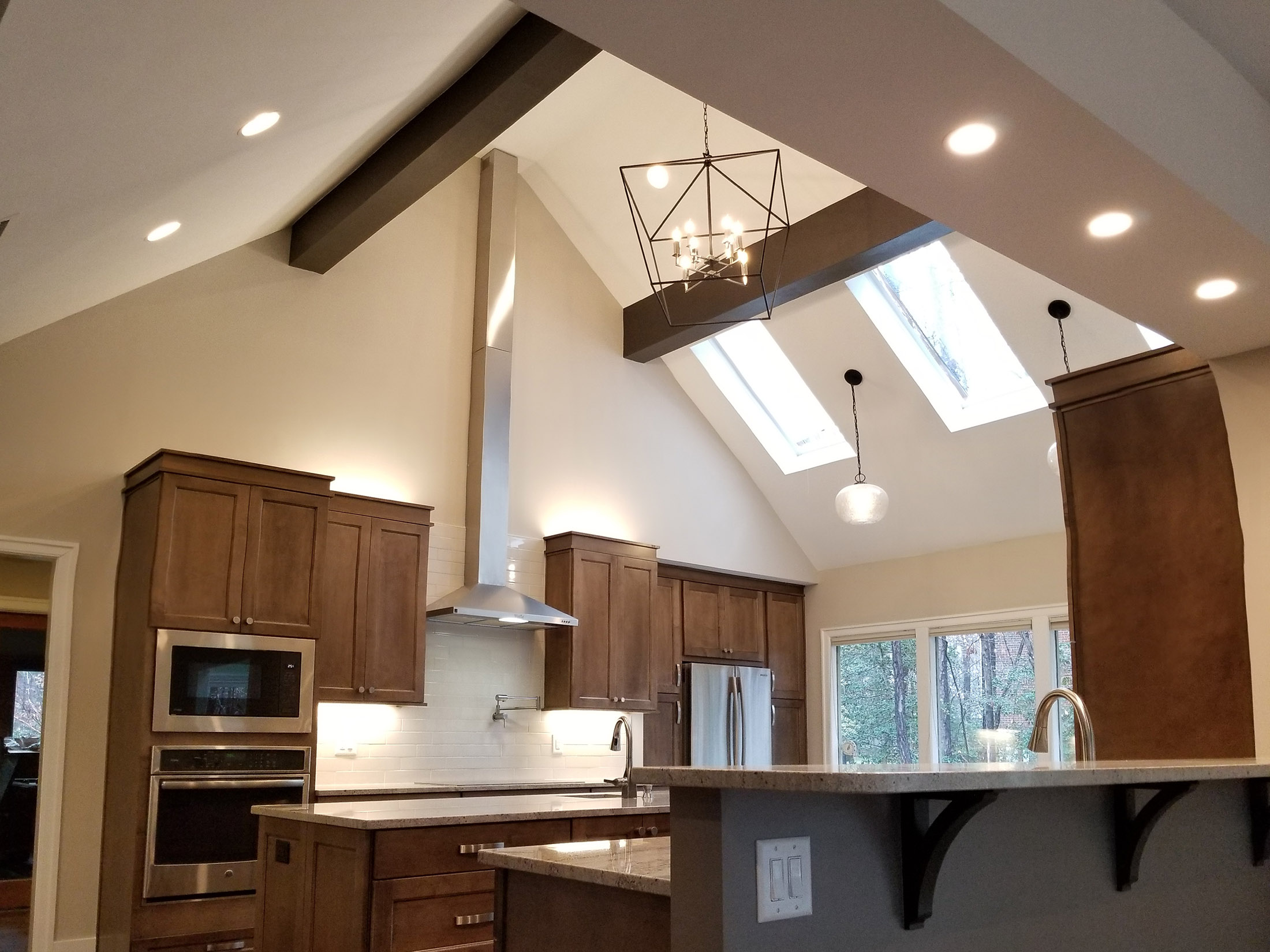 Open-Up Main Level – Remodel Kitchen Modern