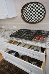 Lisa Stewart Design Interior Kitchen Cabinet 2