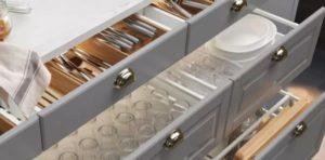 Lisa Stewart Design Interior Kitchen Drawers