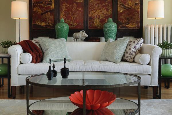 Lisa Stewart Design East Meets West
