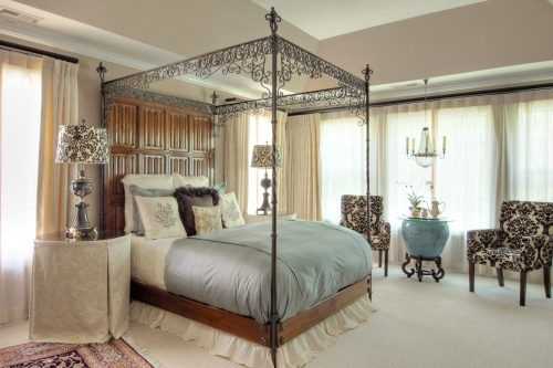 Decorate Bedroom Suite Traditional