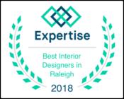 Best Interior Designers in Raleigh Expertise 2018